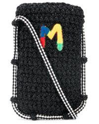 M Missoni M ショルダーバッグ - ブラック