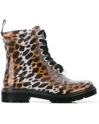 Sergio Rossi Резиновые Ботинки Winter - Многоцветный
