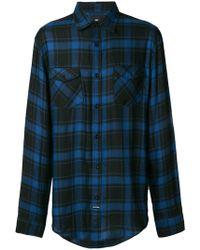 LES (ART)ISTS - Plaid Shirt - Lyst