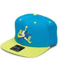 Nike 'Jordan Pro' Baseballkappe - Blau