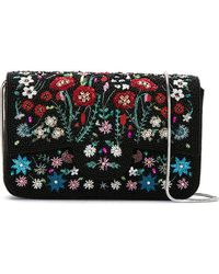 Isla - Embroidered Clutch - Lyst