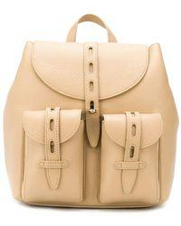 Furla Net Medium Backpack - Natural