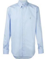 Etro - Button Down Shirt - Lyst