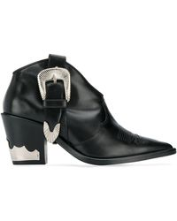Toga - Western-style Ankle Boots - Lyst