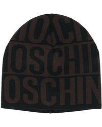 Moschino - ロゴ ビーニー - Lyst