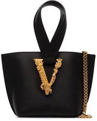 Versace - Сумка Из Кожи - Lyst
