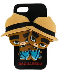 DSquared² Cover & Hüllen - Schwarz