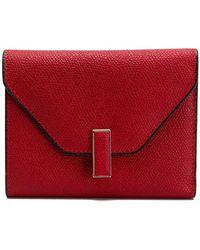 Valextra - Iside Fold Wallet - Lyst