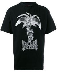 Palm Angels - ロゴプリント Tシャツ - Lyst