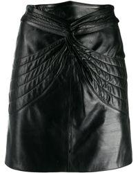 Isabel Marant Jupe Chaz - Noir