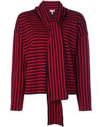 Loewe - スカーフ セーター - Lyst