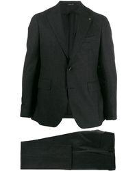 Tagliatore Zweiteiliger Anzug - Grau