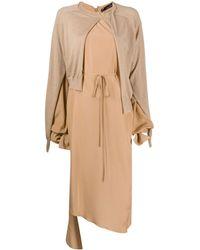 ROKH - レイヤード ドレス - Lyst