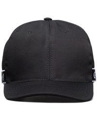 Givenchy Casquette à bande logo - Noir