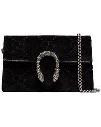 Gucci - Super Mini Dionysus GG Bag - Lyst