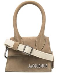 Jacquemus Le Chiquito Homme Mini Bag - Green