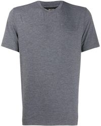 Ermenegildo Zegna Round-neck T-shirt - Gray