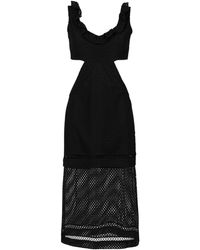 Olympiah - Fellari Midi Dress - Lyst