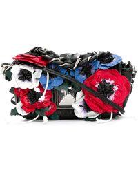 Sonia Rykiel | Le Copain 3d Flower Shoulder Bag | Lyst