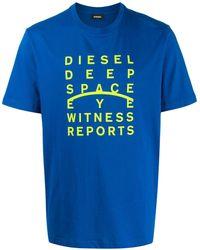 DIESEL - T-just-j5 Tシャツ - Lyst
