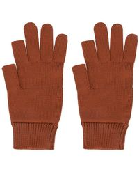 Rick Owens - Full And Fingerless Gloves - Lyst