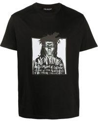 Neil Barrett - New Noise Tシャツ - Lyst