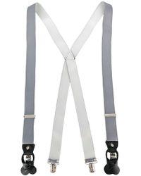 Fefe - Elasticated Classic Braces - Lyst