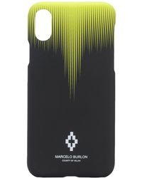 Marcelo Burlon - プリント Iphone Xs ケース - Lyst