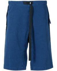 Stella McCartney - Casual Adjustable Shorts - Lyst