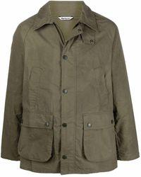 Barbour Bedale Slim-fit Jacket - Green