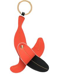 Marni - Porte-clés bicolore à breloque - Lyst