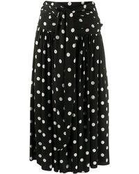 Marc Jacobs The 80's Skirt - Black