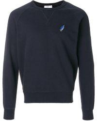 Closed - Shooting Star Patch Sweatshirt - Lyst