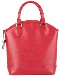 Louis Vuitton Lockit Hand トートバッグ - レッド