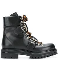 Albano - Lace-up Boots - Lyst