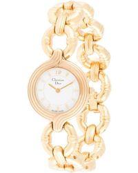 Dior Pre-owned Armbanduhr - Mettallic