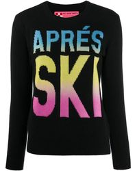 Mc2 Saint Barth Aprés Ski セーター - ブラック