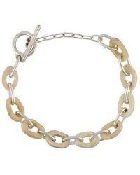 Henson - Horns Links Bracelet - Lyst