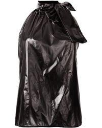 N°21 - Waterproof Bow Blouse - Lyst