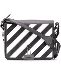 Off-White c/o Virgil Abloh - Diagonale Schoudertas - Lyst