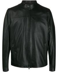 Michael Kors ライダースジャケット - ブラック