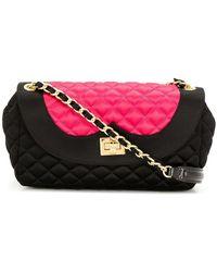 Boutique Moschino Rocco Shoulder Bag - Black