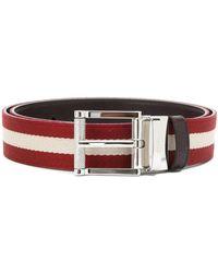 Bally Tamal reversible belt - Rouge