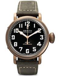 Zenith Reloj Pilot Type 20 Extra Special 40mm - Negro
