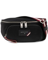 Bally - Nylon Belt Bag - Lyst