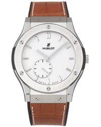 Hublot Наручные Часы Classic Fusion Pre-owned 45 Мм 2020-го Года - Белый