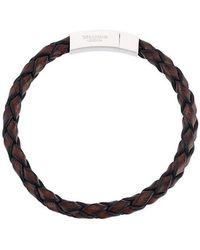 Tateossian - Woven Bracelet - Lyst