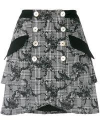 Three Floor Superior Skirt
