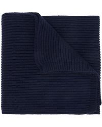 DSquared² - Ribbed Knit Scarf - Lyst