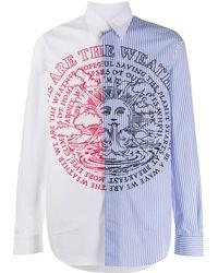 Stella McCartney プリント シャツ - ホワイト